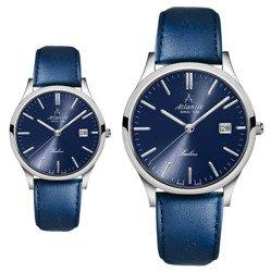 Zegarki dla pary Atlantic Sealine 22341 i 62341