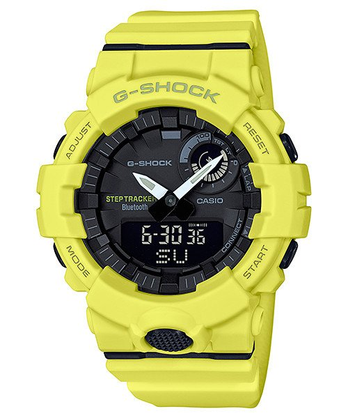 8782c4c7688332 Zegarek Casio G-Shock G-SQUAD GBA-800-9AER Step Tracker - sklep ...