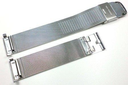 Bransoleta do zegarka Timex T2J911 P2J911 18 mm Stal