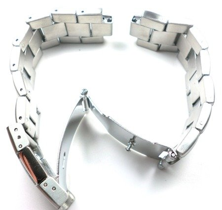 Bransoleta do zegarka Timex T2N738 P2N738 16 mm Stal