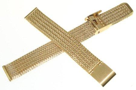 Bransoleta mesh do zegarka Lorus 14 mm RG212MX9