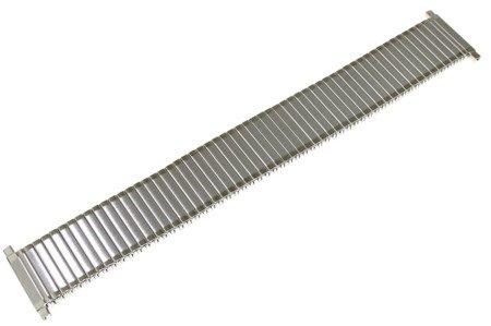 Bransoleta rozciągana do zegarka 20 - 25 mm JVD KT 138-20
