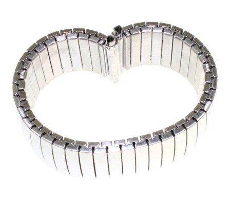 Bransoleta rozciągana do zegarka 20 - 25 mm JVD KT 141-20