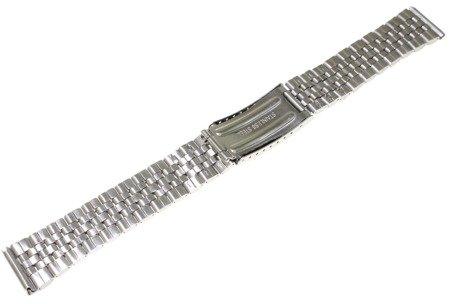 Bransoleta stalowa do zegarka 18 mm JVD KT 127-18