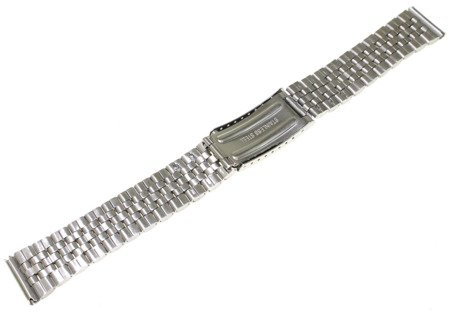 Bransoleta stalowa do zegarka 18 mm JVD KT 147-18