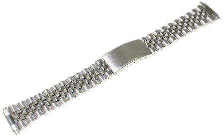 Bransoleta stalowa do zegarka 20 mm JVD KT 118-20
