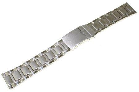 Bransoleta stalowa do zegarka 20 mm JVD KT 123-20