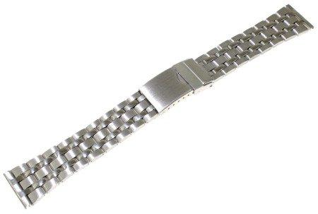 Bransoleta stalowa do zegarka 20 mm JVD KT 145-20