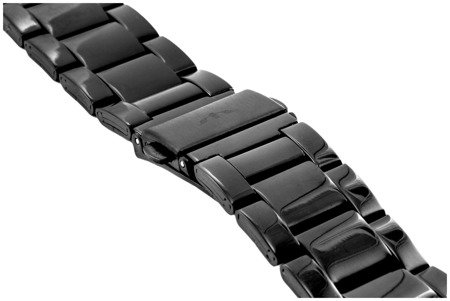 Bransoleta stalowa do zegarka 22 mm BR-120/22 Black