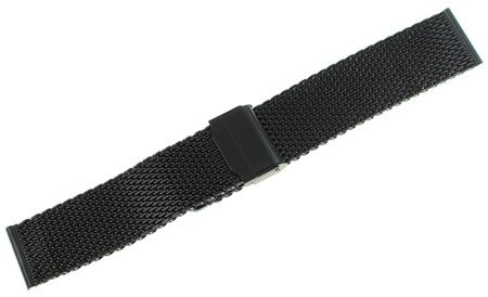 Bransoleta stalowa do zegarka 24 mm Tekla BG3.24 Mesh