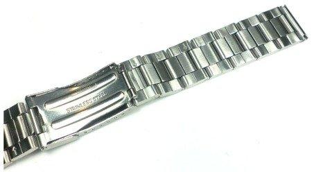 Bransoleta stalowa do zegarka Diloy 941-18-0 18 mm