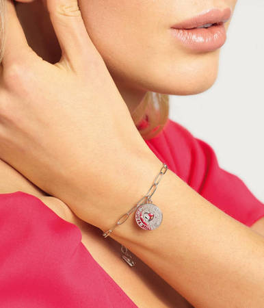 Bransoletka Guess From Guess With Love UBB70005-S