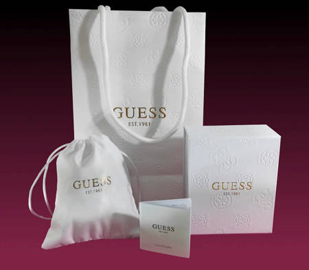 Bransoletka Guess Queen of Hearth UBB79011-S