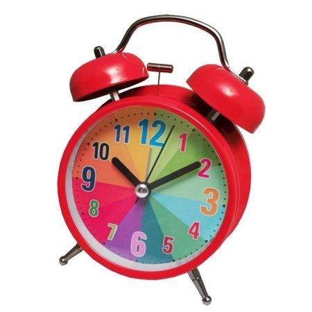 Budzik Atrix ATB045RC Bell Alarm Retro