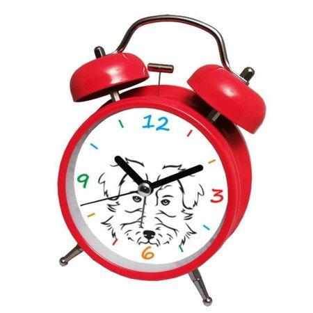 Budzik Atrix ATB045RF Bell Alarm Piesek