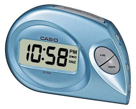 Budzik Casio BDQ-583-2EF Podświetlenie