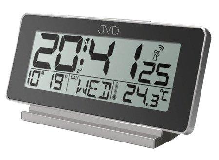 Budzik JVD RB3523.2 Termometr DCF77