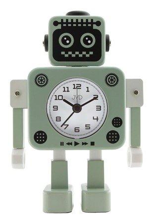 Budzik JVD SRP2312.1 Dziecięcy Robot