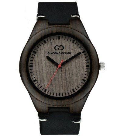 Drewniany zegarek Giacomo Design GD08013