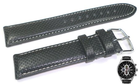 Pasek do zegarka Timex T2N156 P2N156 20 mm Skóra
