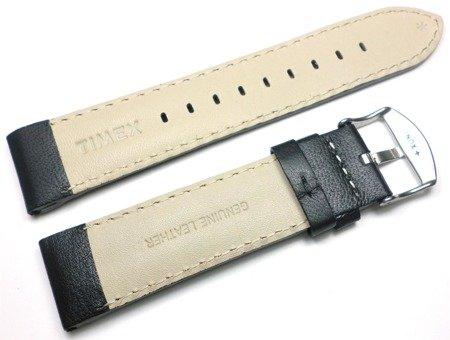 Pasek do zegarka Timex T2P274 P2P274 22 mm Skóra