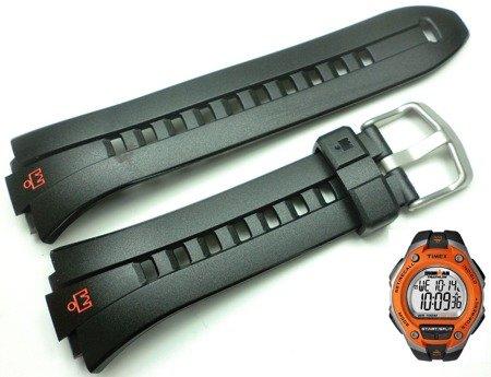Pasek do zegarka Timex T5K529 P5K529 18 mm Tworzywo