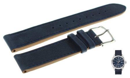 Pasek do zegarka Timex TW2P77400 PW2P77400 20 mm Skóra