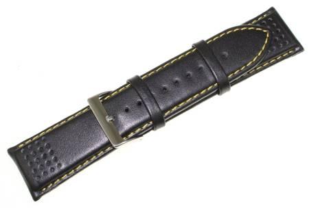 Skórzany pasek do zegarka 24 mm Lorus LOR24.001.09
