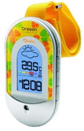 Stacja pogody Oregon BBW213 Baby Comfort Index UV