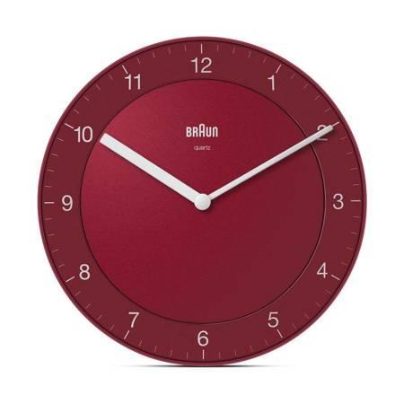 Zegar radiowy ścienny Braun BC06R-RC