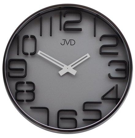 Zegar ścienny JVD HC18.2 30 cm Architect Metalowy