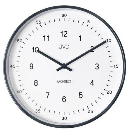 Zegar ścienny JVD HT080.2 29 cm Architect