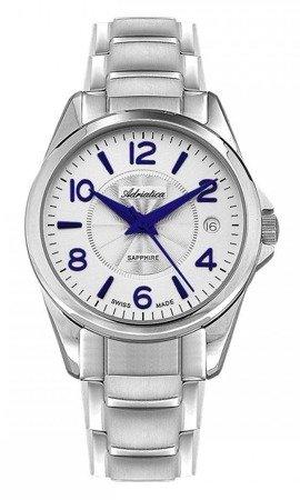 Zegarek Adriatica A1265.51B3Q Szafirowe szkło