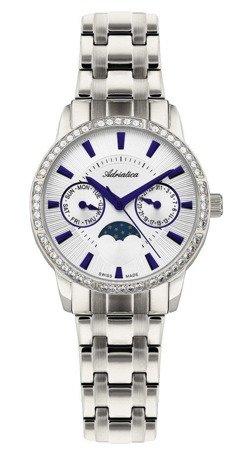 Zegarek Adriatica A3601.51B3QFZ Szafirowe szkło