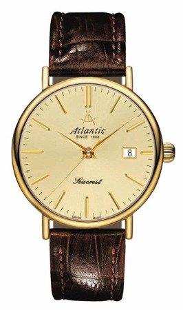 Zegarek Atlantic Seacrest 50354.45.31 Szafirowe szkło