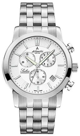 Zegarek Atlantic Sealine 62455.41.21 Chronograf