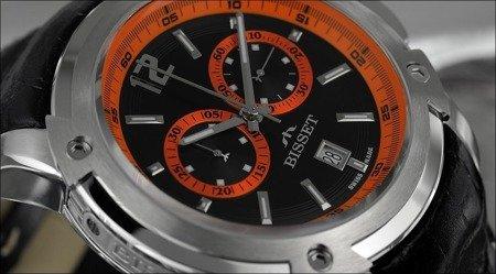Zegarek Bisset BSCC72 SIBR Danfort Chrono