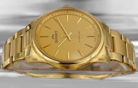 Zegarek Bisset BSDE44 GIGX 03BX Klasyczny
