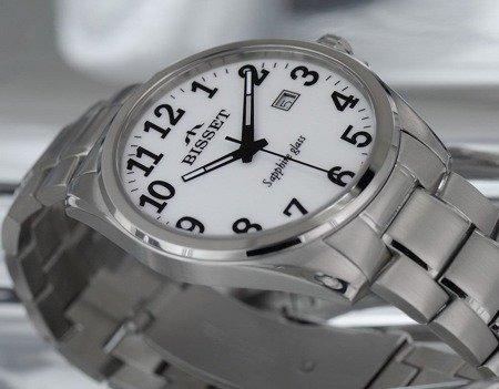 Zegarek Bisset BSDX94 SAWX Emonith I Szafirowe szkło
