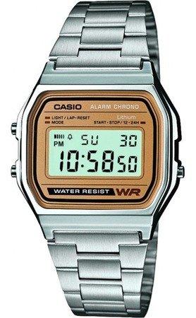 Zegarek Casio A158WEA-9EF Retro