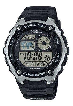 Zegarek Casio AE-2100W-1AVEF WR200 LED