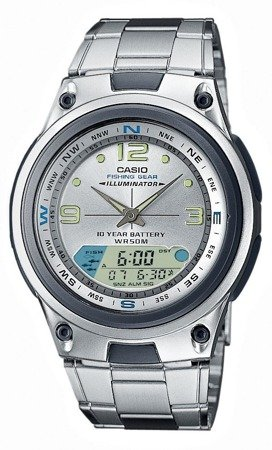 Zegarek Casio AW-82D-7AVEF Fishing Gear