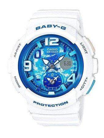 Zegarek Casio BGA-190GL-7BER Baby-G Dual Time