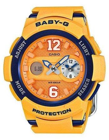 Zegarek Casio BGA-210-4BER Baby-G Dual Time