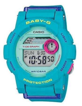 Zegarek Casio BGD-180FB-2ER Baby-G G-Lide