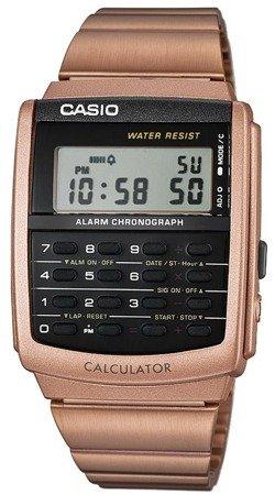 Zegarek Casio CA-506C-5AEF Kalkulator Retro Vintage