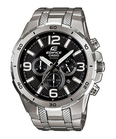 Zegarek Casio EFR-538D-1AVUEF Edifice Chronograf