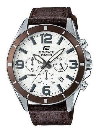 Zegarek Casio EFR-553L-7BVUEF Edifice Chronograf