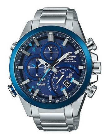 Zegarek Casio EQB-500DB-2AER Edifice BT 4.0 Solar Smart