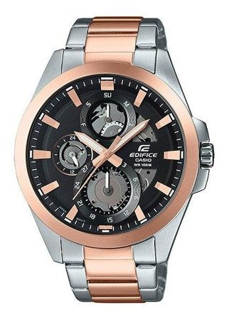 Zegarek Casio ESK-300SG-1AVUEF Edifice MultiData